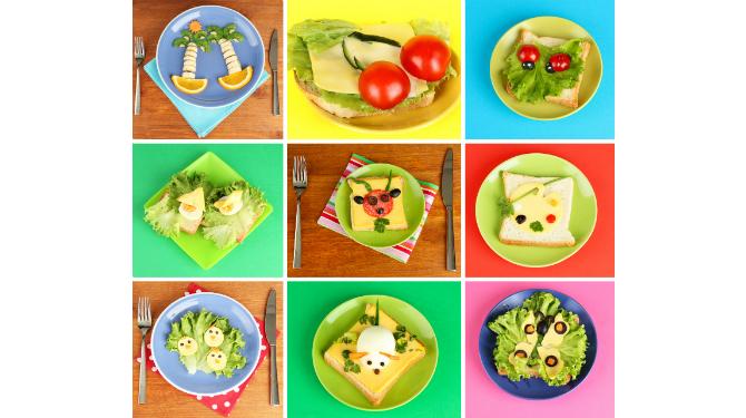 Kiddy-Food