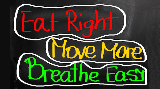 Eat Right-Move More