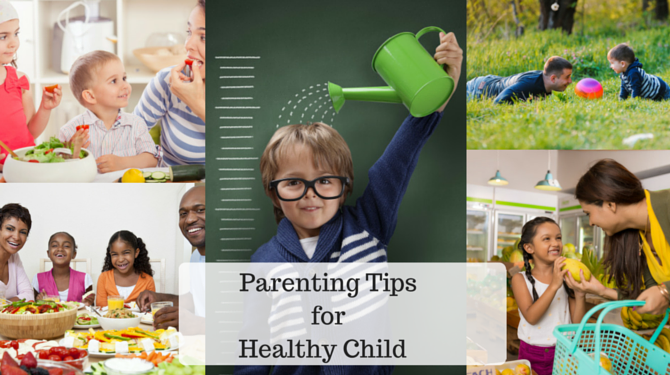 Tips to Help Parents Form Right Eating Habits for Children