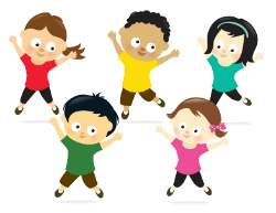 jumping jack workout for kids - Exercise Pictures For Kids