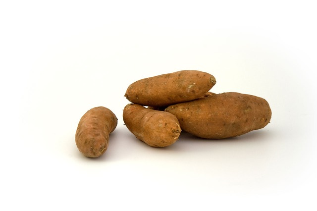 Low Calorie Sweet Potato helps in weight loss
