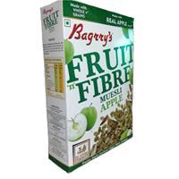 Bagrry's Fruit N Fibre Muesli Oats Apple