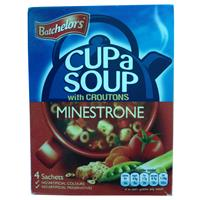 Batchelors Minestrone with Croutons