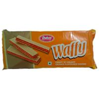 Dukes Waffy Orange Wafers