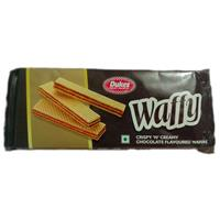 Waffy chocolate wafers