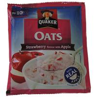 Quaker Oats Strawberry Flavour with Apple