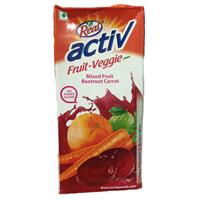 Real Active Mixed Fruit Beetroot Carrot