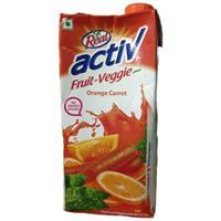 Real Active Orange Carrot juice