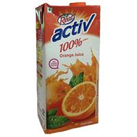 Real Active Orange juice