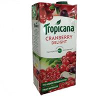 Tropicana Cranberry Delight