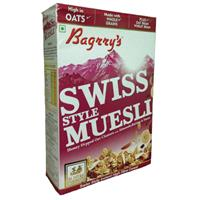 Bagrry's Swiss Style Muesli