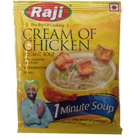 Raji Cream of Chicken Instant soup