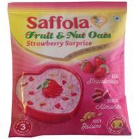 Saffola Fruit & Nut Oats Strawberry Surprise